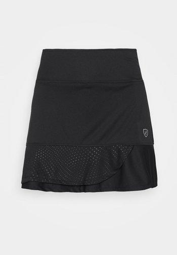 SKORT SOLE - Sports skirt - black