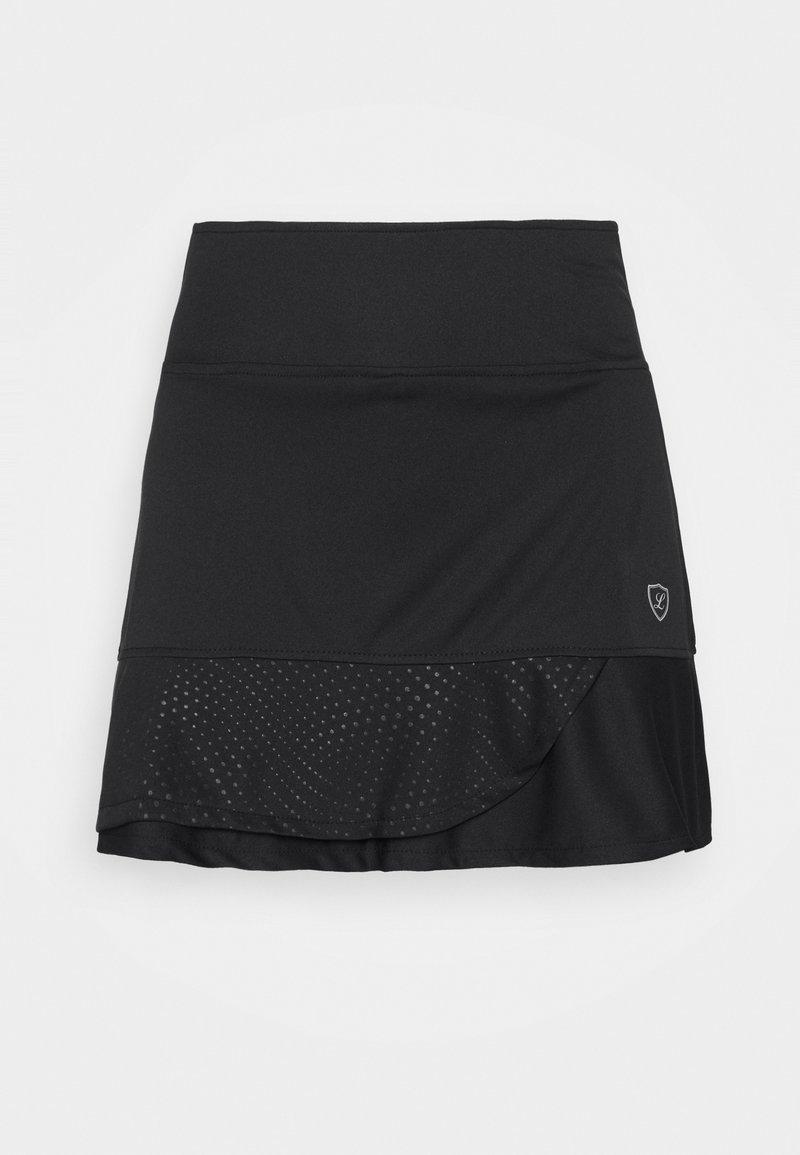 Limited Sports - SKORT SOLE - Sports skirt - black