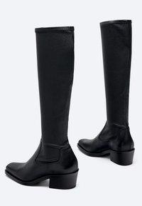 Uterqüe - Boots - black - 2