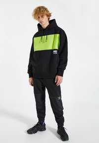 PULL&BEAR - Hoodie - light green - 1
