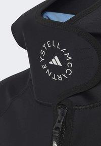 adidas by Stella McCartney - ADIDAS BY STELLA MCCARTNEY BEACHDEFENDER MIDLAYER JAC - Chaqueta de entrenamiento - black - 3