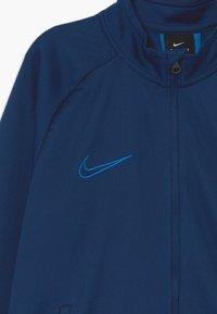 Nike Performance - DRY ACADEMY SET - Tracksuit - coastal blue/photo blue - 4