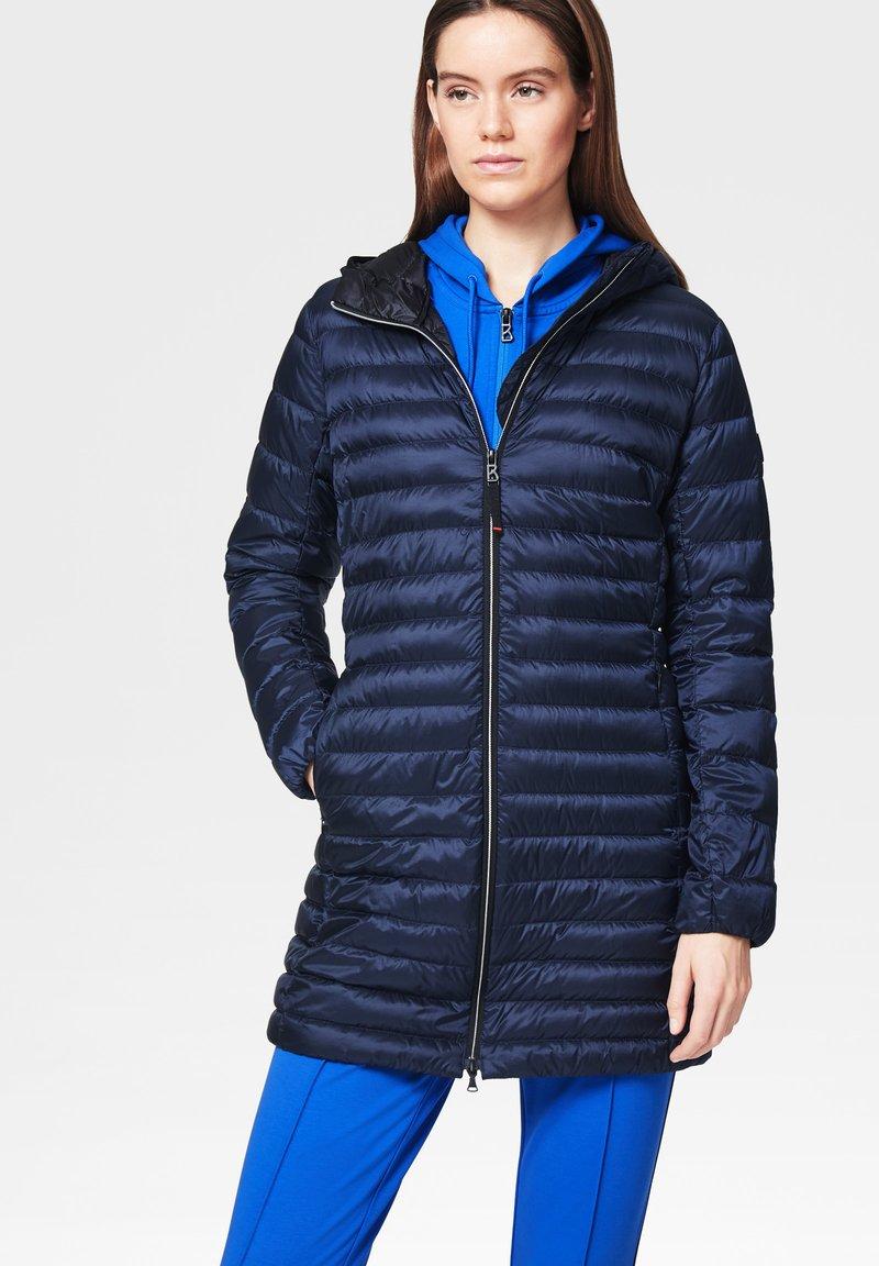 Bogner Fire + Ice - DORA - Down coat - mitternachtsblau