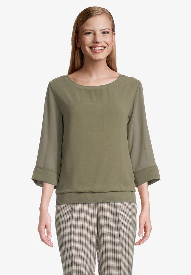 T-shirt à manches longues - pale khaki
