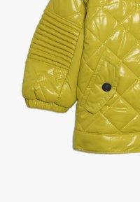 Benetton - JACKET - Winterjas - yellow - 3