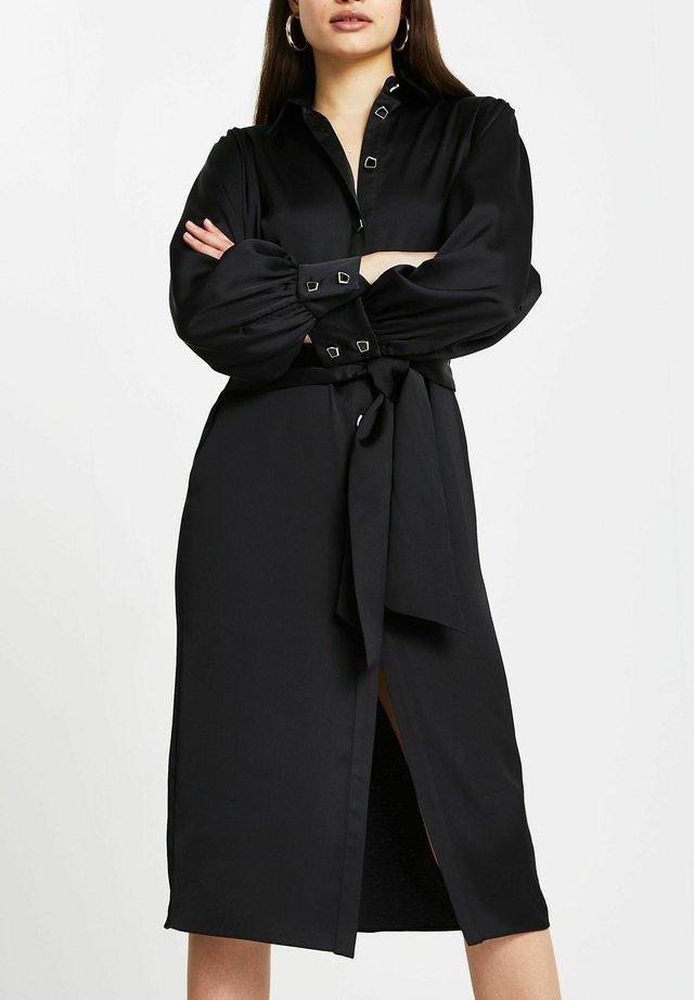 Blousejurk - black