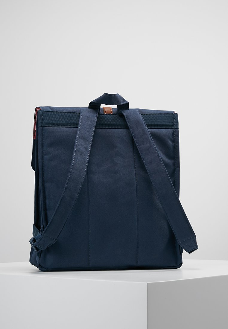Herschel CITY MID VOLUME - Ryggsäck - navy/tan