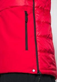 Norrøna - LOFOTEN PRIMALOFT - Winter jacket - red - 5