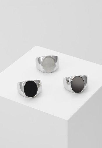 CLEAN SIG 3 PACK - Ring - multi