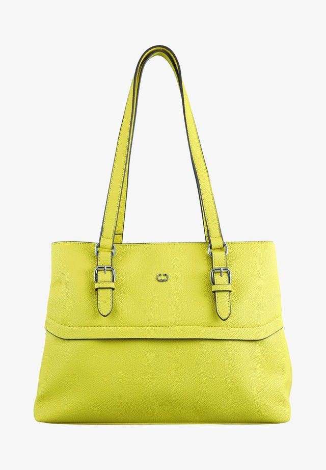 FUN MHZ - Shopping bag - yellow