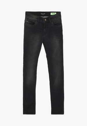 BURGO - Slim fit jeans - black used