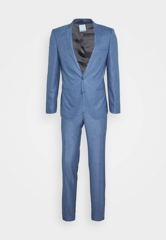 OSCAR SUIT - Suit - light blue