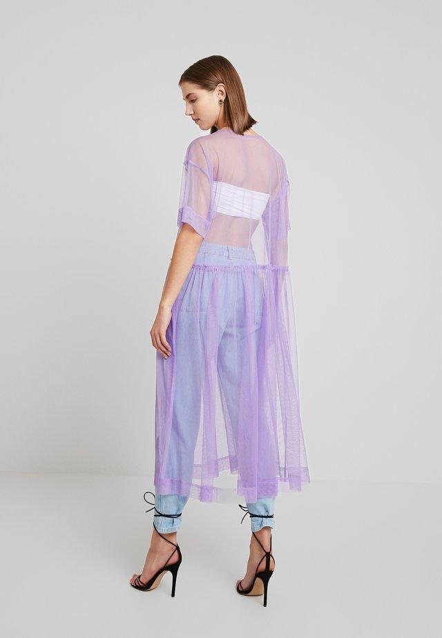 SILVIA DRESS - Vapaa-ajan mekko - tulle purple