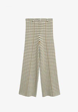Kalhoty - grün