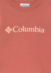 Columbia - PARK CREW - Mikina - dark coral - 3