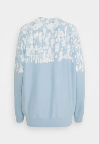 Proenza Schouler White Label - FLUID TIE DYE LONG SLEEVE - Collegepaita - blue/pearl tie dye dot - 1