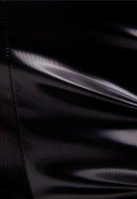 Bershka - Legíny - black - 5
