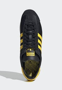 adidas Originals - COUNTRY OG SHOES - Trainers - black - 2