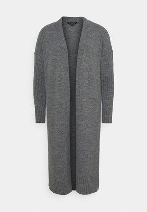 LOUNGE MAXI - Cardigan - grey
