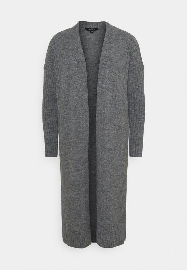 LOUNGE MAXI - Kardigan - grey
