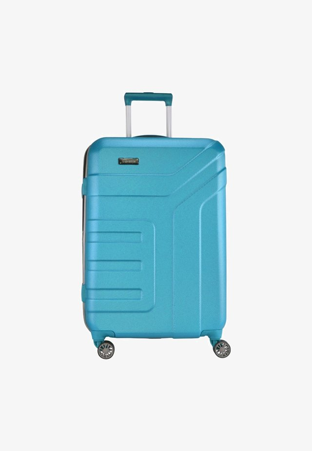 VECTOR 2.0 4-ROLLEN TROLLEY 77 CM - Wheeled suitcase - türkis