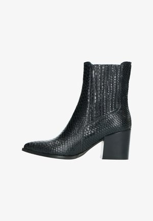 Classic ankle boots - schwarz