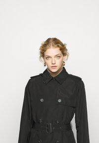 Lauren Ralph Lauren - TAFFETA  - Trenchcoat - black - 5