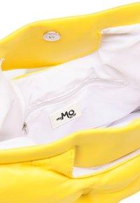myMo - QUILTED BAG - Handbag - yellow - 4