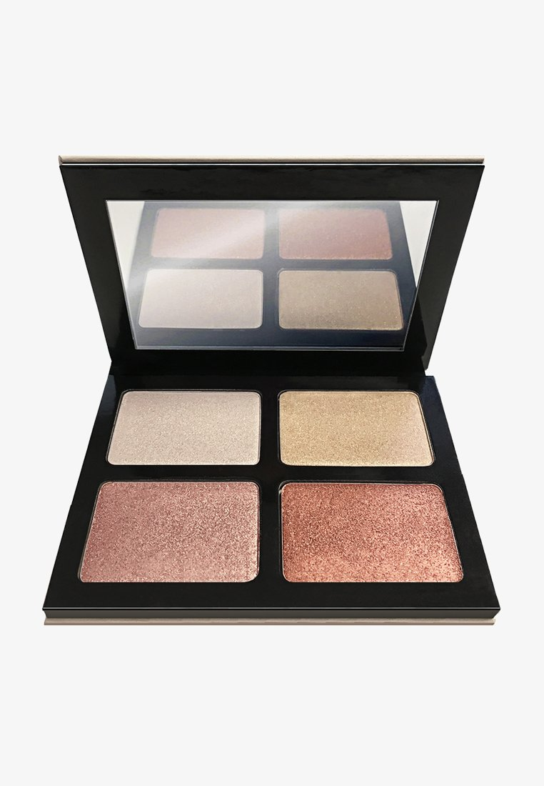 Lord & Berry - GLOW ON THE GO HIGHLIGHTER KIT - Face palette - -