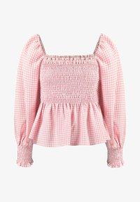 Ro&Zo - Blouse - pink - 3