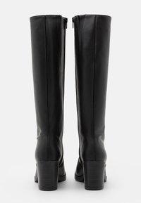 NAE Vegan Shoes - ANDREA  - Saappaat - black - 3