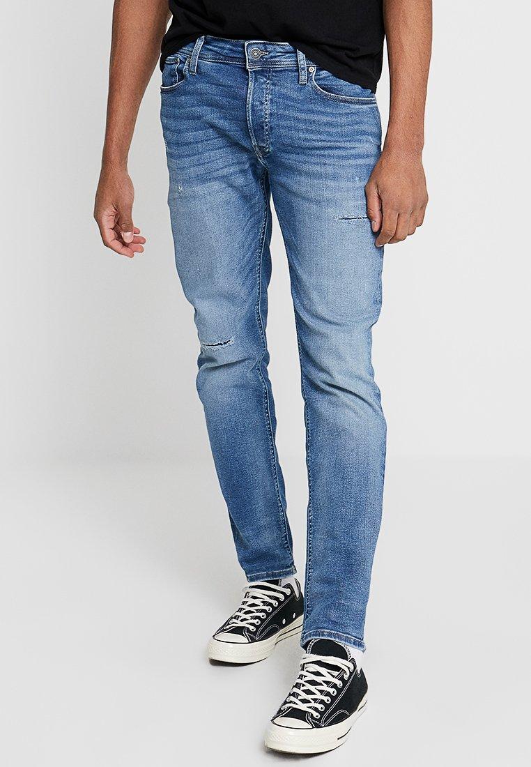 Jack & Jones - JJITIM JJORIGINAL - Slim fit jeans - blue denim