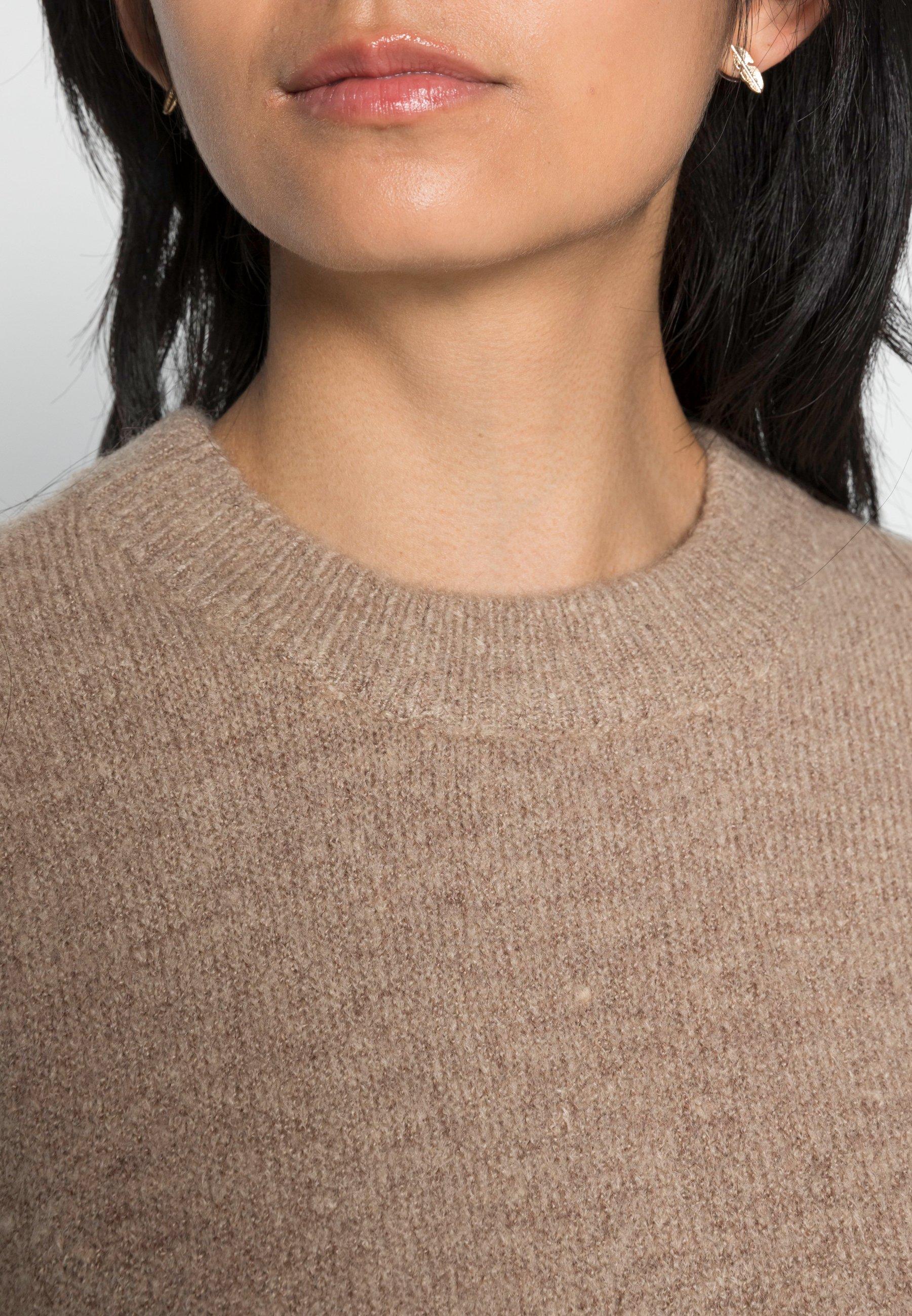 Donna OBJEVE NONSIA DRESS  - Abito in maglia