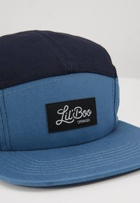 Lil'Boo - SPLIT BLUE 5 - Cappellino - blue/navy - 2