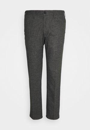 MADISON LOOK - Trousers - dark ash