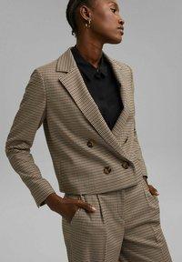 Esprit Collection - Blazer - khaki beige - 0