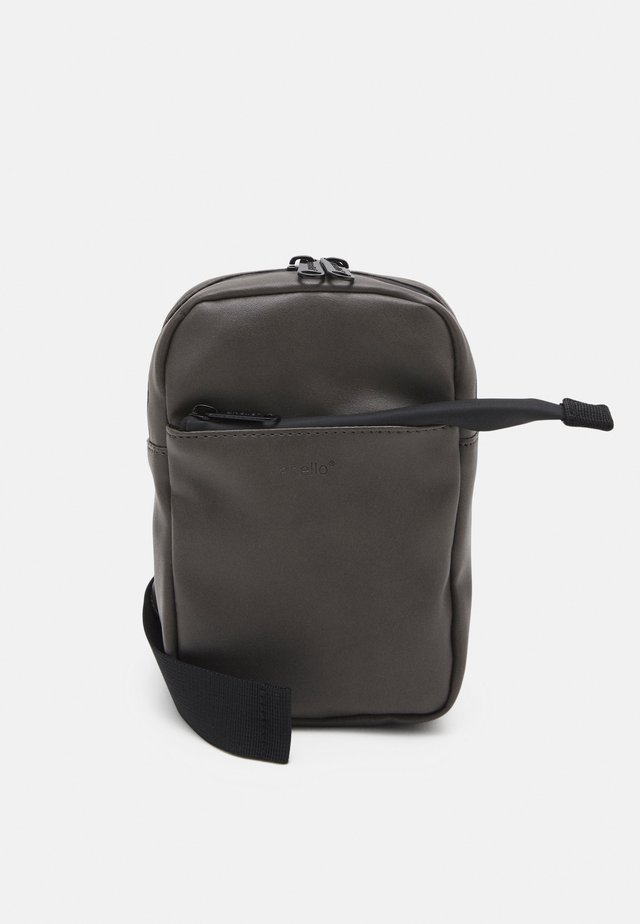 CHEST BAG UNISEX - Across body bag - dark grey