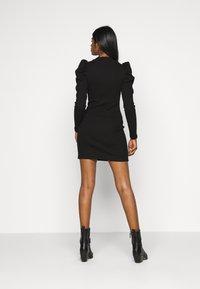 Fashion Union Petite - AMERICA MINI - Vestito estivo - black - 2