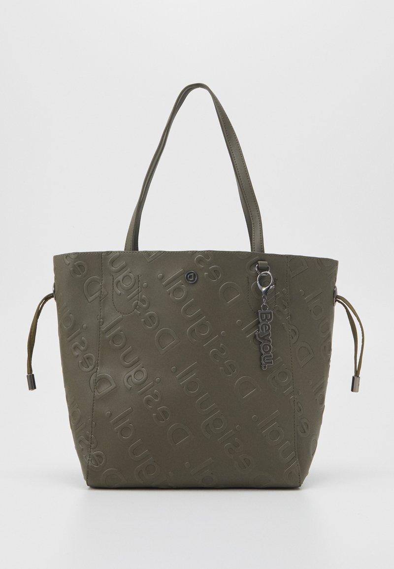 Desigual - BOLS COLORAMA NORWICH - Handbag - green