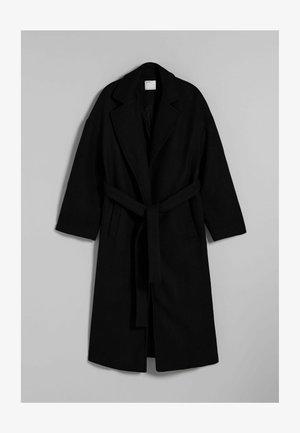 MANTEL - Short coat - black