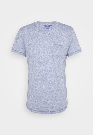 JORLINUS TEE CREW NECK - T-Shirt basic - navy blazer
