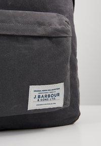 Barbour - EADAN BACKPACK - Tagesrucksack - grey - 2