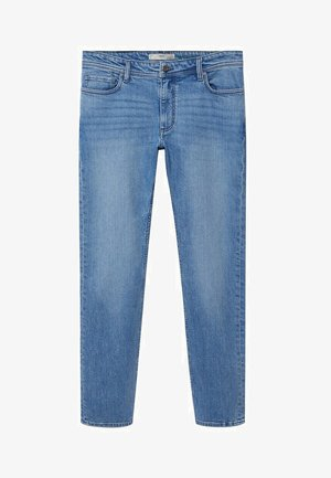 JAN - Jeans Slim Fit - light-blue denim