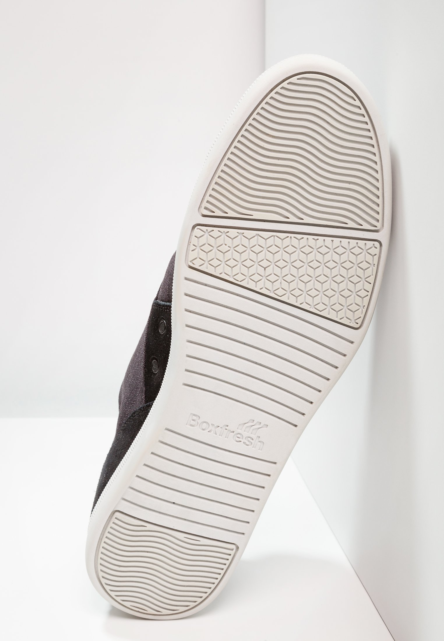 Boxfresh HENNING - Sneaker low - black/schwarz - Herrenschuhe QcwQI