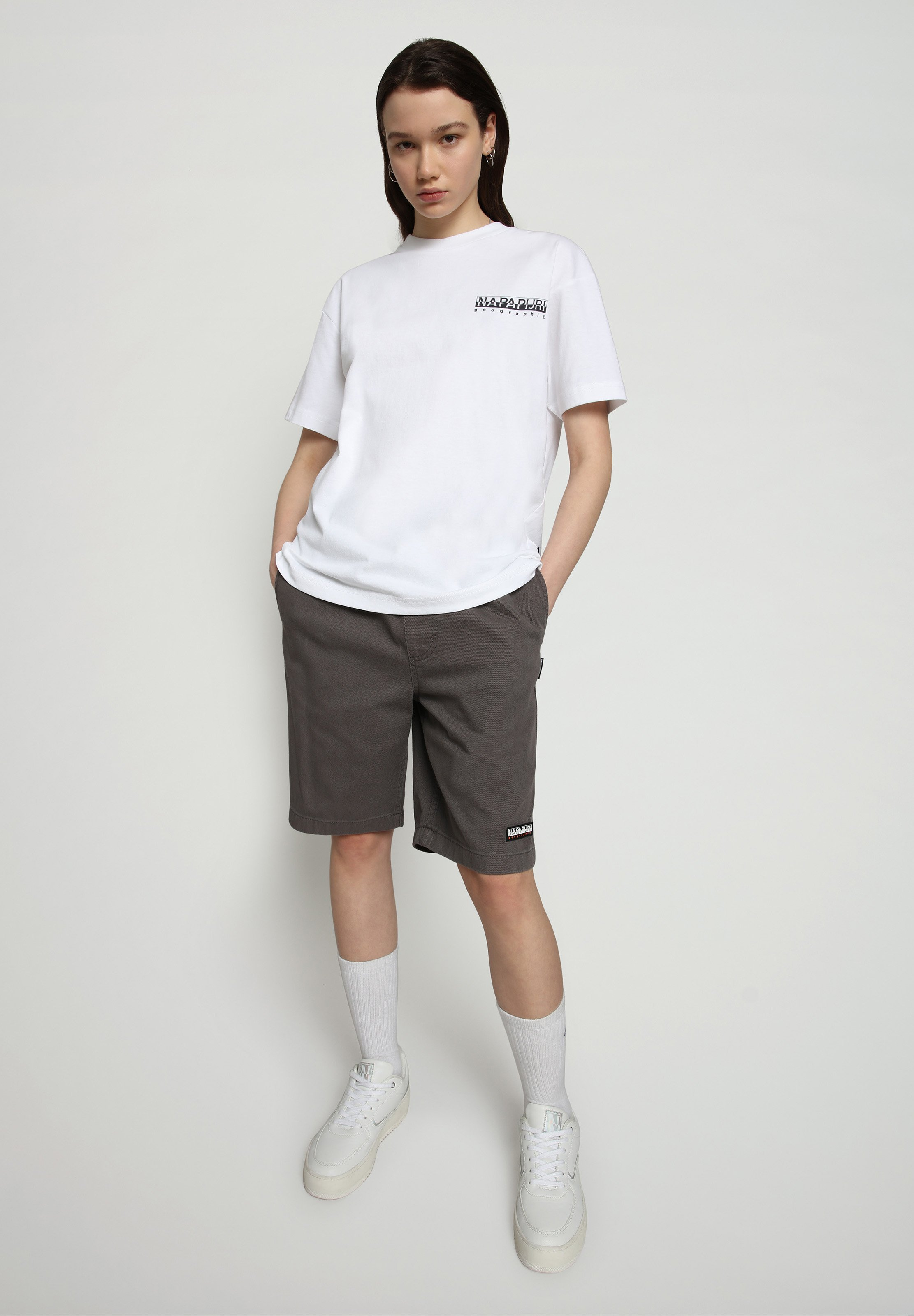 Homme S JURASSIC - T-shirt imprimé