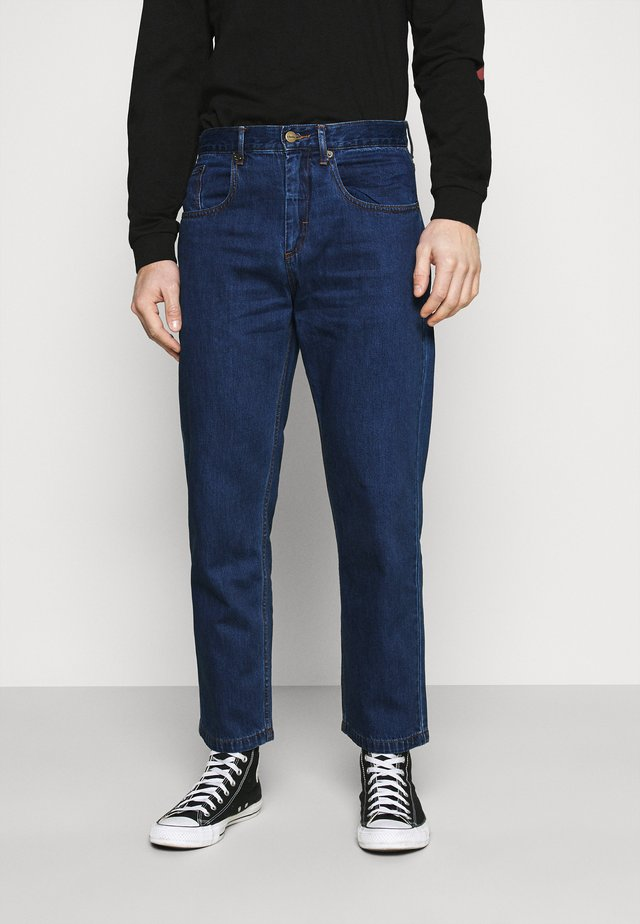 NINETY TWOS  - Relaxed fit jeans - indigo rinse