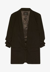 Stradivarius - Cappotto corto - black - 4