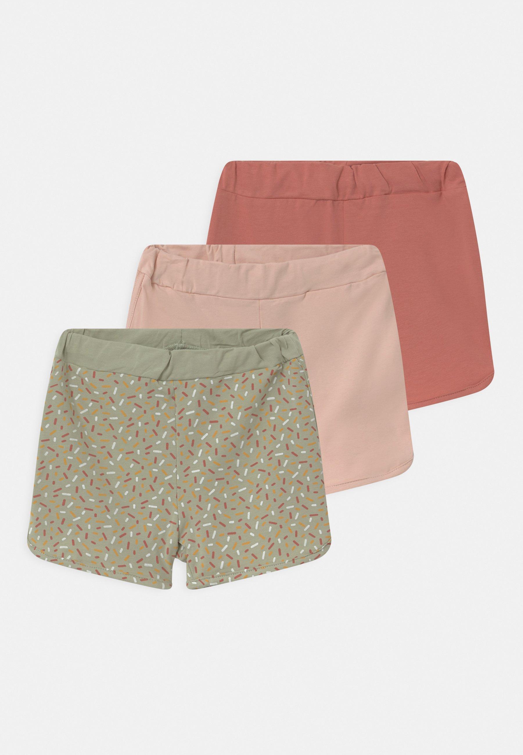 Kids NBFBARBEL 3 PACK - Shorts