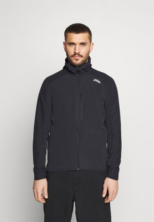 GUARDIAN AIR JACKET - Windbreaker - uranium black