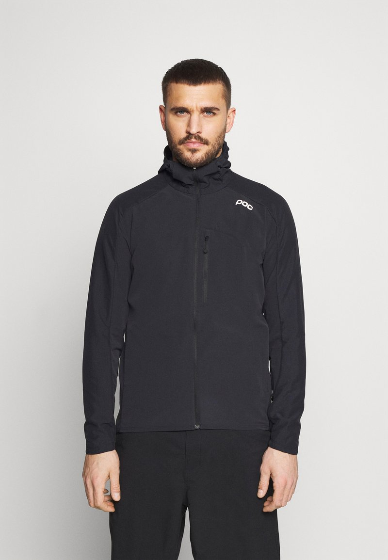 POC - GUARDIAN AIR JACKET - Windbreaker - uranium black